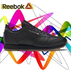 TENIS REEBOK CL LTHR MEN RUNNING - 49800