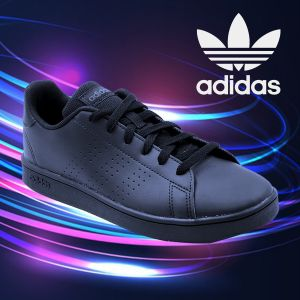 ADIDAS ADVANTAGE CLEAN QT NEGRO