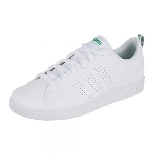 Tenis Adidas Advantage Cl Blanco Unisex Original - Aw4884