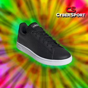 Tenis Adidas Advantage Base Negro - EE7511