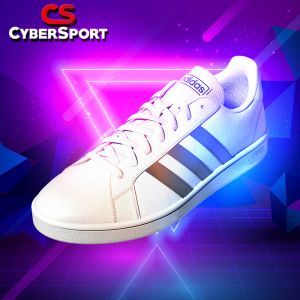 Tenis Adidas Grand Court Base Blanco - EE7904