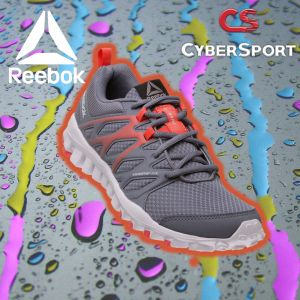 Tenis Reebok Real Flex Train 4.0 Gris/coral-originales Bd5060