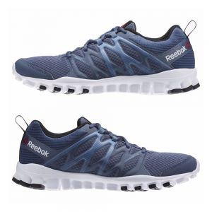 Tenis Reebok Real Flex Train4.0 Gris/originales Ar3050
