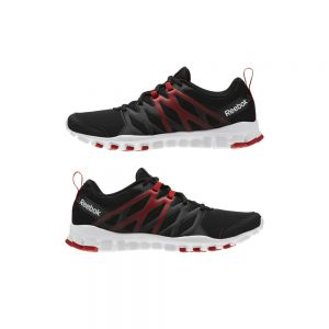 Tenis Reebok Real Flex Train4.0 Negro-originales Bd5891