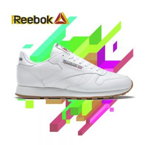 TENIS REEBOK CL LTHR MEN RUNNING