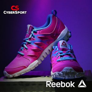 TENIS REEBOK REAL FLEX TRAIN 4.0 ROSA