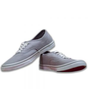 TENIS VANS AUTHENTIC LO PRO CANVAS SILVER SCONCE