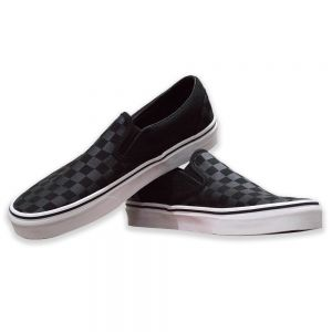 TENIS VANS CLASSIC SLIP-ON CHECKER BOARD BLACK