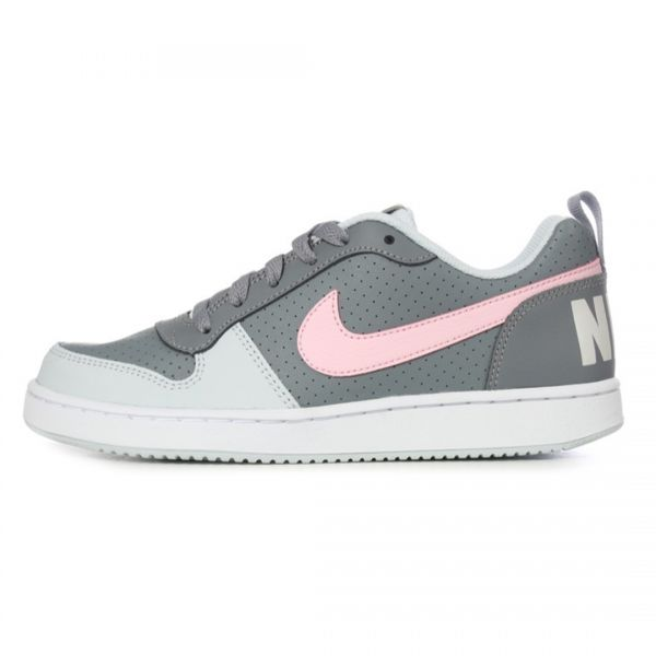 c578f2dfff CyberSport - Tenis Nike Court Borough Low Gs Gris - Niña 845104 008